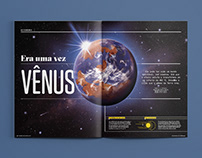 [Diagramação] Era uma vez Vênus