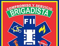 Emblema Brigada de Emergencia FII