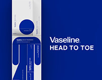 Vaseline Head to Toe | Packaging Workshop