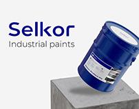 SELKOR Corpotate website