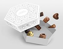 Chocolate box & Christmas cards