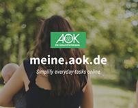 meine.aok.de