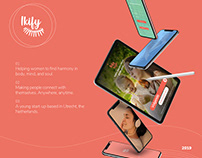 App Ikify - UI and UX
