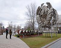 Missing Lenin? Muzeon Park of Arts: Soviet statues