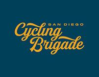 San Diego Cycling Brigade Branding