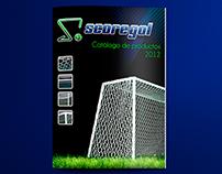 Catalogo de Productos Scoregol 2012
