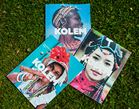 Kolem, cultural and music magazine