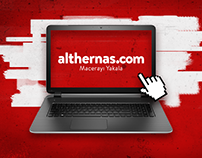 Althernas Web Adv. Film // althernas.com //