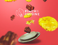 Pinch of my cuisine | Branding