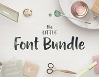 The Little Font Bundle