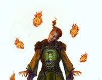 Prince Carrius Possessed