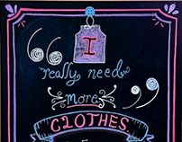 Need Clothes