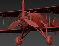 The sword fish strike aircraft