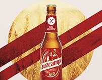 Cruzcampo Beer Sin Gluten