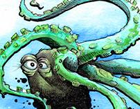 The Tumbling Octopus