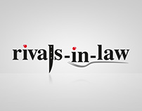 Rivals in Law logo tasarımı