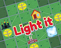 Light it - Game Design