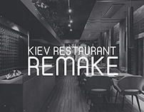 Kiev Restaurant Remake