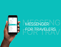 Messenger for travelers