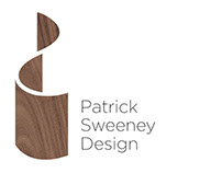 Business Card Patrick Sweeney Design