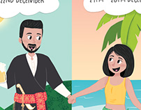 Custom Wedding Invite #24