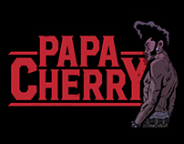 Papa Cherry graphic novel