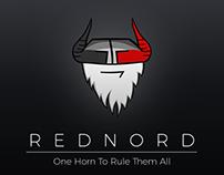 RedNord - Logo Design