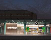 Narvesen - Retail Concept