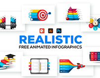 Free Realistic Presentations and Infographics