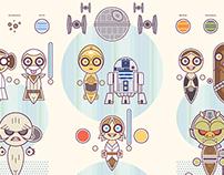 Star Wars Sillies