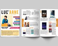 Journal Luc'Arne