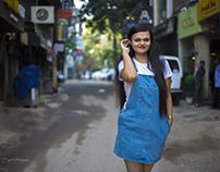 Shoot With Aarti Sharma