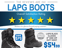 LAPG Boots Email Blast