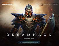 DREAMHACK | Digital Branding| Gaming