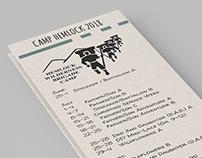 Camp Hemlock Brochure