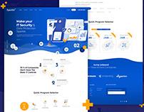 Sparkle | Web Ui / Ux Design