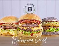 La Burgueria Proper Burgers