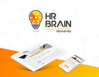 HR Brain - Website