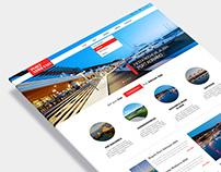 Port Adriano Web Design