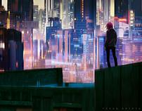 Glow city