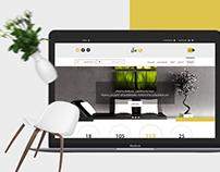Baddel || Website UI Design