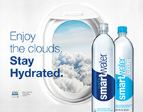 smartwater Shopper Marketing Activation