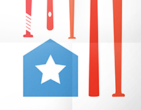 4th of July Poster Series 2015