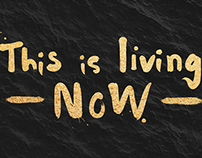This is Living Now - Series Artwork
