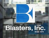 Blasters, Inc. Rebranding