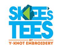 Skee's Tees Logo and Branding