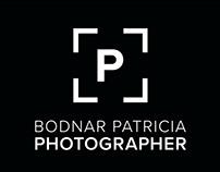 Bodnar Patricia Photographer visual identity