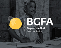 Beyond the Grid Fund for Africa: Branding & Website