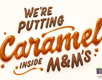M&M'S • CARAMEL