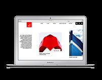 UI/UX for STS BERG Website